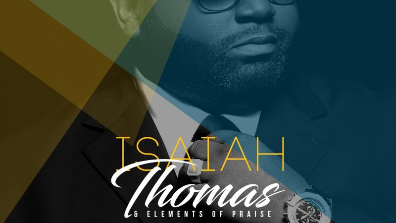 Isaiah Thomas CD- cover tray